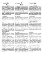 Instruction EXAS 409/419 - 4