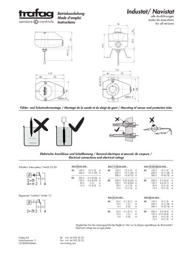 Instruction I/IS 404/414