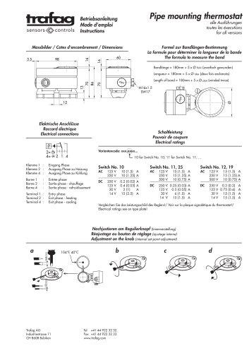 Instruction MP/MSP 663/664