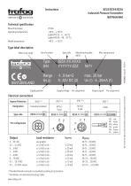 Instruction NAH 8254 - 1