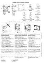 Instruction P/PS 900/904/912 - 2
