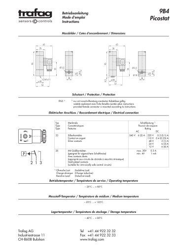 Instruction PST4 9B4