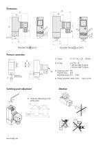 Instruction PST4B 9B4 - 2