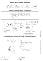 Instruction PSTD 9D0 - 2