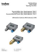 Instruction «Simple Apparatus» conformity to ATEX 904 - 1