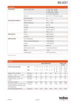 LOW PRESSURE TRANSMITTER NSL 8257 - 3