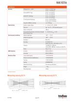 MARINE PRESSURE TRANSMITTER NAE 8256 - 4