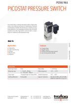 Picostat Pressure Switch PST4K 9K4 - 1