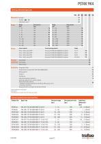 Picostat Pressure Switch PST4K 9K4 - 2
