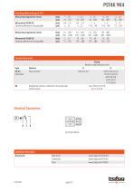 Picostat Pressure Switch PST4K 9K4 - 5