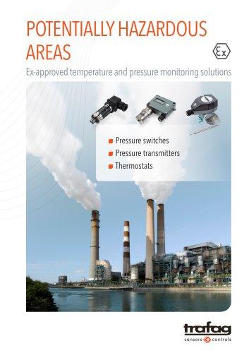 Potentially hazardous areas