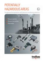 Potentially hazardous areas EX