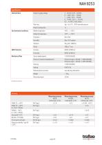 PRESSURE TRANSMITTER NAH 8253 - 5