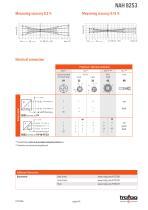PRESSURE TRANSMITTER NAH 8253 - 6