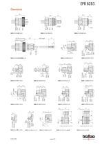 RAILWAY PRESSURE TRANSMITTER EPR 8283 - 4