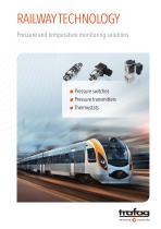 Railway vehicles - 1