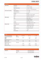 SUBMERSIBLE PRESSURE TRANSMITTER EXNAL 8859 - 3