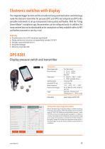 Test & measurement - Pressure and temperature monitoring solutions - 12