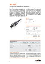 Test & measurement - Pressure and temperature monitoring solutions - 9