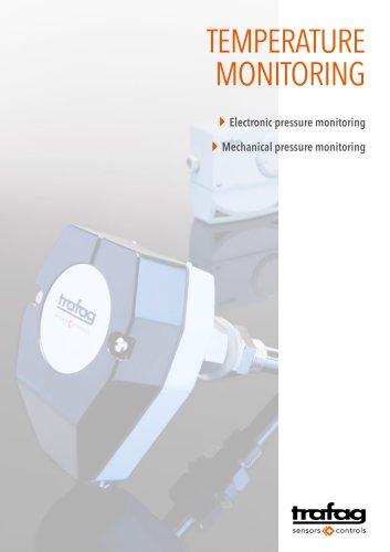 Trafag AG: Temperature monitoring