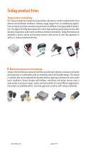 Trafag AG: Temperature monitoring - 6