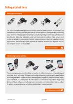 Trafag | Pressostats / Mechanical pressure switches - 4
