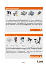 Trafag | Pressostats / Mechanical pressure switches - 5
