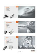 Trafag | Pressostats / Mechanical pressure switches - 7