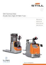 EXD Technical Data