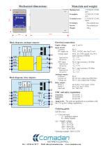 Tachometer converter/relay LR10 - 2