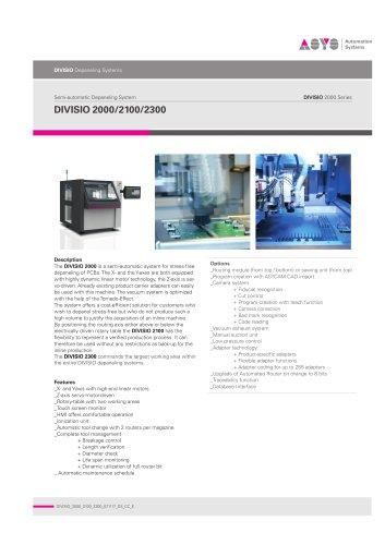DIVISIO 2000 Series