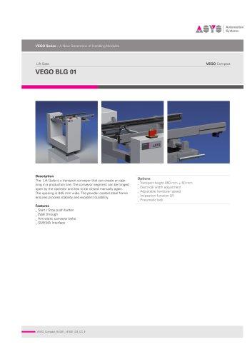 VEGO BLG 01