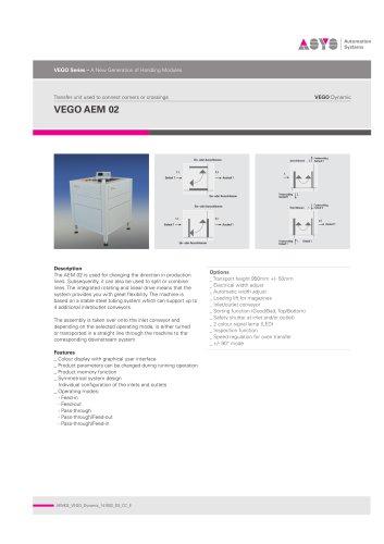 VEGO Dynamic AEM 02
