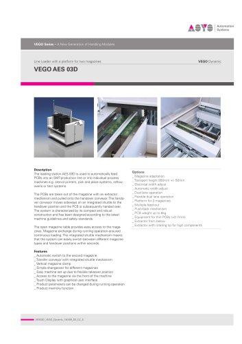 VEGO Dynamic AES 03D