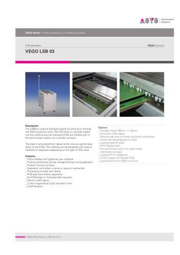 VEGO Dynamic LSB 03