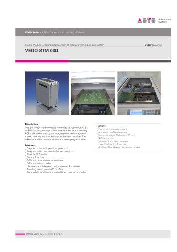 VEGO Dynamic STM 03D