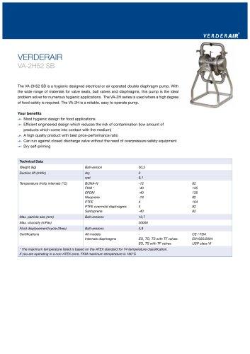 VA-2H52 SB