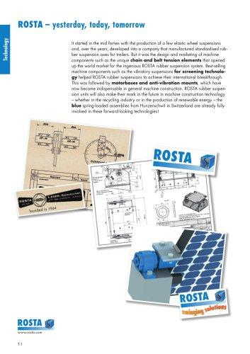 ROSTA Technology