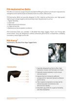 PIX-Automotive Belts - 2