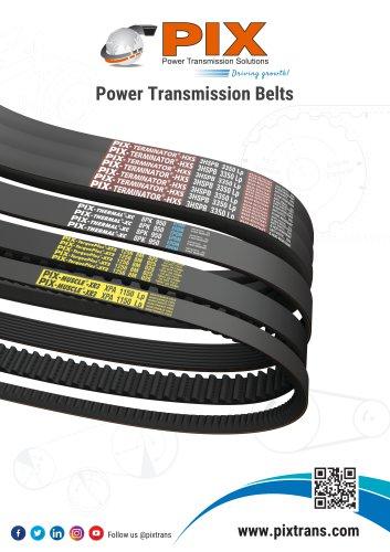 PIX-Power Transmission Belts