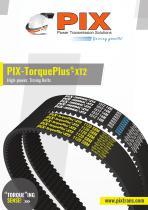 PIX-TorquePlus®-XT2 (High Power Belts) - 1