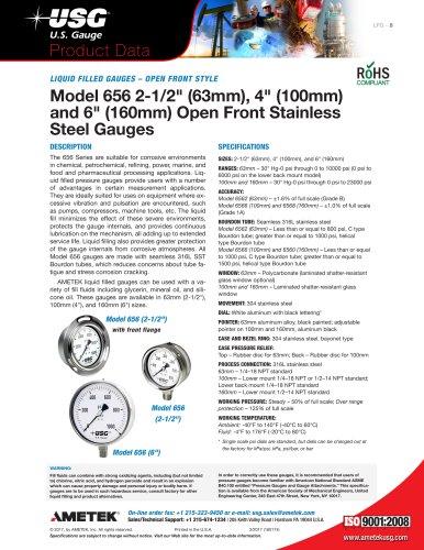 Model 656 2-1/2