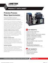 ProLine Process Mass Spectrometer