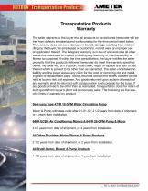 rotron transportation catalog - 13