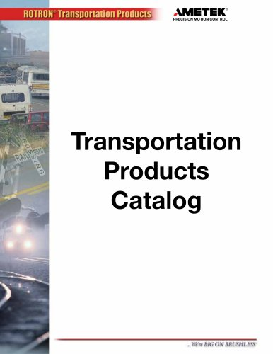 rotron transportation catalog