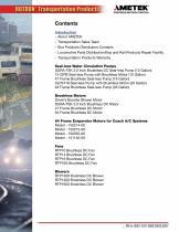 rotron transportation catalog - 3
