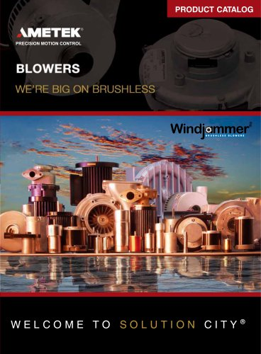 Windjammer Brushless Blowers