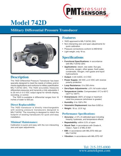 Model 742