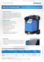 BOGE Condensate Drain CCD - 2