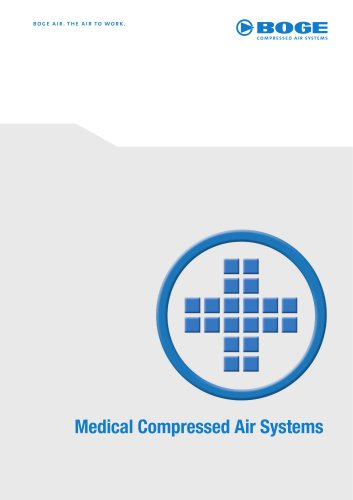 Medical Compressed Air Systems